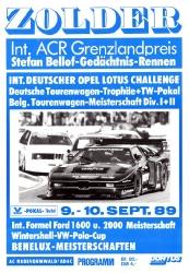 10.09.1989 - Zolder