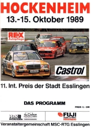 15.10.1989 - Hockenheim