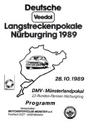 28.10.1989 - Nürburgring