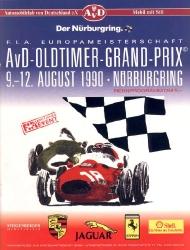 12.08.1990 - Nürburgring