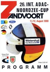 12.08.1990 - Zandvoort