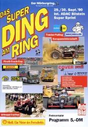 30.09.1990 - Nürburgring