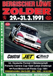 31.03.1991 - Zolder