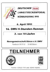 06.04.1991 - Nürburgring