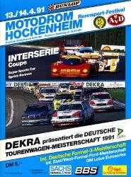 14.04.1991 - Hockenheim