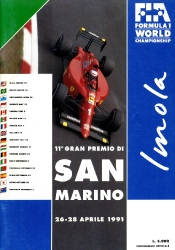 28.04.1991 - Imola