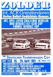 28.04.1991 - Zolder