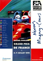 07.07.1991 - Magny Cours
