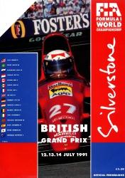 14.07.1991 - Silverstone