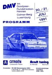 21.07.1991 - Colmar-Berg