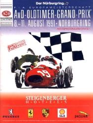11.08.1991 - Nürburgring