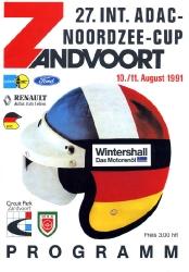 11.08.1991 - Zandvoort