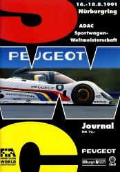 18.08.1991 - Nürburgring