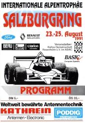 25.08.1991 - Salzburg