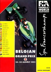 25.08.1991 - Spa-Francorchamps