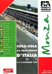 08.09.1991 - Monza