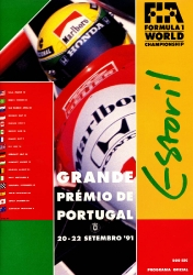 22.09.1991 - Estoril