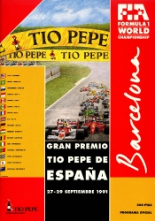 29.09.1991 - Barcelona