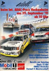 29.09.1991 - Hockenheim