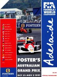 03.11.1991 - Adelaide