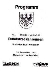 16.11.1991 - Hockenheim