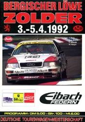 05.04.1992 - Zolder