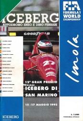 17.05.1992 - Imola