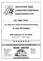 23.05.1992 - Nürburgring