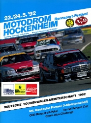 24.05.1992 - Hockenheim