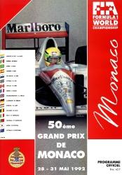 31.05.1992 - Monte Carlo