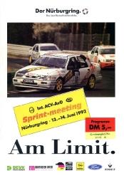 14.06.1992 - Nürburgring