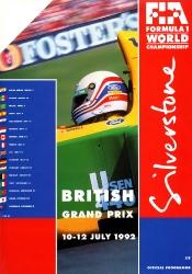 12.07.1992 - Silverstone