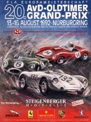 16.08.1992 - Nürburgring