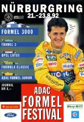 23.08.1992 - Nürburgring