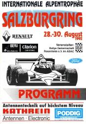 30.08.1992 - Salzburg