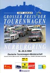 20.09.1992 - Nürburgring