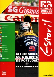27.09.1992 - Estoril