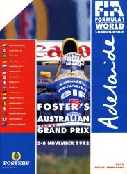 08.11.1992 - Adelaide