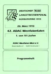 20.03.1993 - Nürburgring
