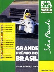 28.03.1993 - Sao Paulo