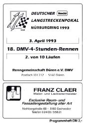 03.04.1993 - Nürburgring