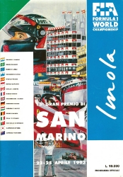 25.04.1993 - Imola