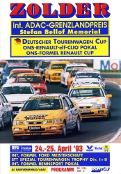 25.04.1993 - Zolder