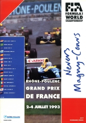 04.07.1993 - Magny Cours