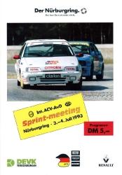 04.07.1993 - Nürburgring