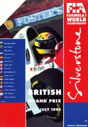 11.07.1993 - Silverstone