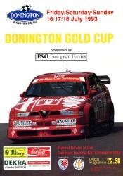 18.07.1993 - Donington