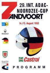 15.08.1993 - Zandvoort
