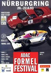 22.08.1993 - Nürburgring