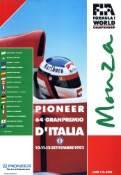 12.09.1993 - Monza